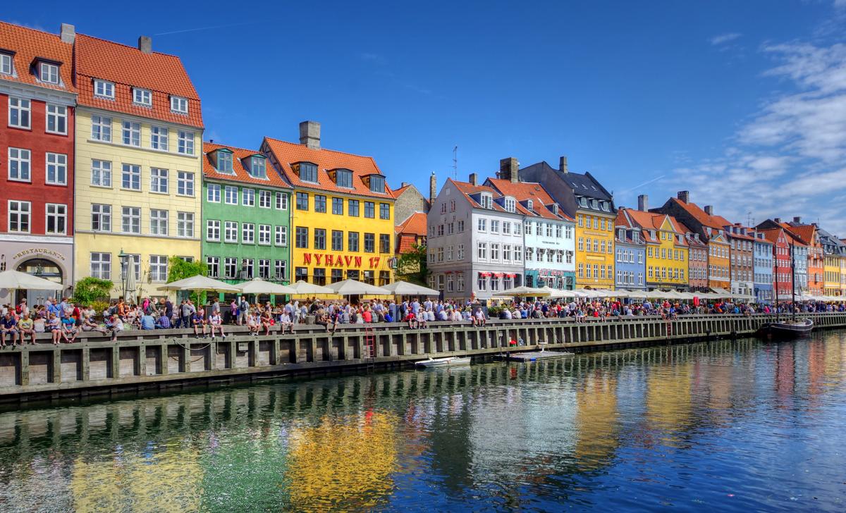 kort over københavns bydele