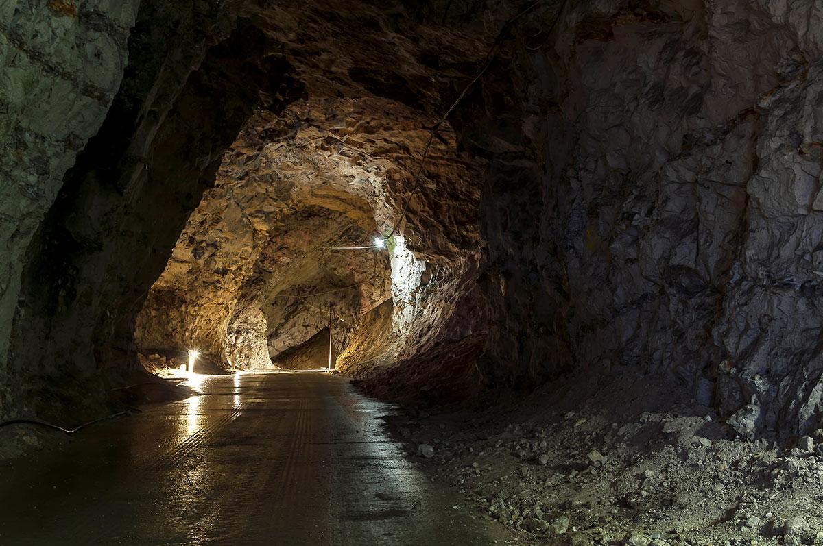 Take an Unforgettable Underground Adventure at Mønsted