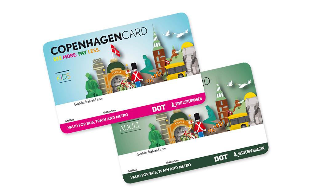 Tour the City with a Copenhagen Card   Danhostel