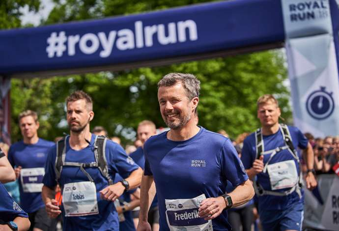 Danhostel Sønderborg-Vollerup Royal Run